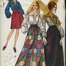 Simplicity Sewing pattern 8550 Miss Size 16 Bust 38 Skirt Pants Blouse No. 86