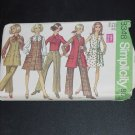 Vintage Simplicity Pattern Misses Dress Size 12 Bust 34 Pattern 8348  No. 31