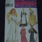 Costumes Angel, Puritan Colonial medieval dress Simplicity pattern 5375 No. 99