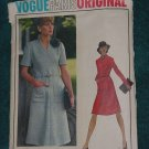 Vogue vintage dress Pattern 1131 Vogue Paris Original Christian Dior Uncut size 14  pattern No. 101a