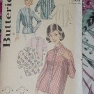 Misses Butterick 2476 vintage sewing pattern blouse shirt Size 14 Bust 34 No. 101a