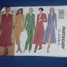 Butterick pattern 3155 uncut sewing pattern Misses dress top skirt pants No. 103a