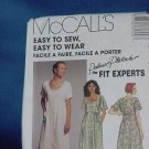 McCall's 8170 Palmer Pletsch fit experts Uncut dress Pattern Size 26  No. 103a