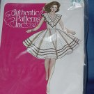 Authentic Patterns Inc  319 Square Dance Dress Size 12-14-16 uncut  no. 103a