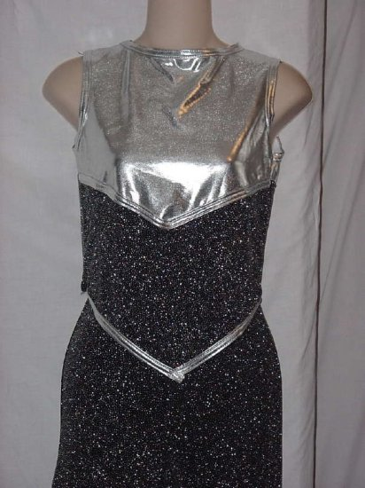 Dance Drill team Outfit Costume cheerleading outfit Stretch Spandex  No. 108