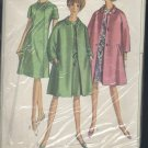 Misses simplicity pattern 6933 ensemble one-piece dress coat size 18 Bust 38 No. 110