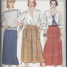 Skirts Butterick pattern 6960 Misses skirt size 14  No. 110
