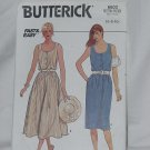 Butterick pattern 6603 Misses dress size 6-8-10  No. 110