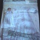 Butterick pattern B4964 Uncut Size OSZ Infants Jacket coat gown panties hat   No. 111