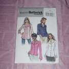 Butterick printed pattern 4659 Fast Easy Blouse size BB 8-10-12-14  Uncut No. 120