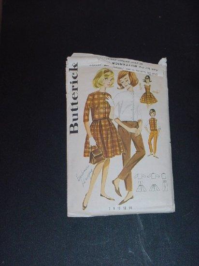 Vintage  Pattern Butterick 2445 Waist 28  No. 99