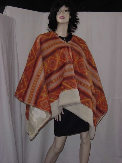 Macintosh Ladies Poncho Cape Coat One size fits Most