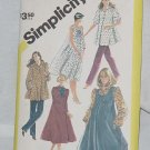 Simplicity printed sewing Pattern Maternity size 12 pattern 5665 Uncut No. 121