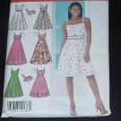 Simplicity Sewing Pattern dress 4531 Size R5 14,16,18,20,22  No. 124