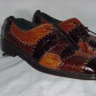 Giorgio S Brutini Shoes Brown Oxfords Tie up shoes Private collection 9 M  No. 129