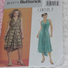 Butterick 4975 Misses dress halter top 14-20 Uncut  No. 133