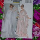 Misses petite tunic gown girdle history pattern ca 1914 Uncut Size 6-10  No. 135