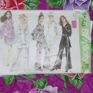 Simplicity 8548 Sewing Pattern Bell Bottom Pants and Instruction only 1969  NO. 135