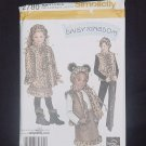 Simplicity Sewing Pattern Daisy Kingdom Uncut pattern 2780 Vest Jacket headband