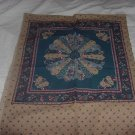 Fan design fabric panel quilt panel pillow panel No. 138