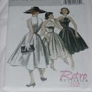 Misses Retro Butterick Pattern 5033 Size AA 6-12 Uncut 1952 replica No. 138