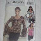 Misses Butterick Pattern Top 5138 Size BB 8-14 Uncut No. 139