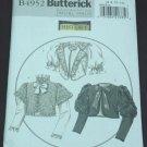 Misses Butterick Pattern Rachel Wallis Historical Victorian B4952 Size AA 6-12 Uncut No. 139