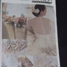 Vogue Accessories V7009 Bridal Accents ring pillow gift bag Hair piece Corsage  No. 139