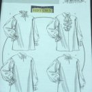 Misses Butterick Pattern Historical Blouse B5008 Size XM SMall Medium Large Uncut No. 139