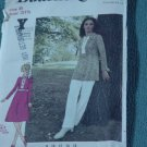 Dresses Pants uncut Butterick pattern 6118 Misses Size 8 Bust 31 1/2  No. 139