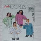 McCalls Pattern 6076 Uncut Misses Dress size 14,16 No. 139