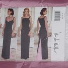 Nicole Miller uncut Butterick pattern 4780 Evening Dress 14-18  No. 142