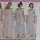 Nicole Miller uncut Butterick pattern 4777 Evening length Dress 14-18  No. 142