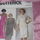 Dressy dress uncut Butterick pattern 3584 Misses Top Tunic Dress 14-18 No 142