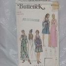 Butterick 6228 Size 8 Bust 31 1/2 Evening Dress Shawl 146