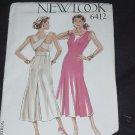 New Look Simplicity Pattern 6412 Summer Dress No. 162