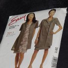 3911 Easy Stitch n Save Size A 8-10-12-14 Dress Unlined Jacket No. 167