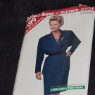 6521 Butterick Jacket Shirt Top Size 16-18-20-22-24 No. 167