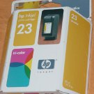HP 23 inkjet Tri-color Ink Cartridge Expiration date September 2005