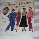 Rodale Designer Collection Pattern Sandra Betzina Wardrobe Vest Jacket Pants skirt scarf  G-26