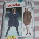 Burda 3323 Short Coat  No. 201