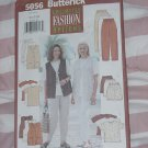 Butterick 5056 Vest Shorts T-shirt Pants XS-S-M No. 174