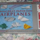 Great Paper Airplanes kit No. 172