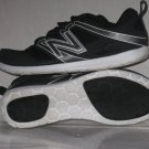 New Balance Womens Shoes size 8 1/2 D WX737 black white athletic shoes  No. 314
