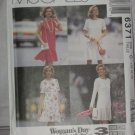 McCall's uncut Womans Day Collection 3 hour dresses Pattern 6371 size C No. 174