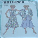 Butterick Sewing Pattern 3823 Womens size 8-10-12 Jacket Skirt Top  No. 178