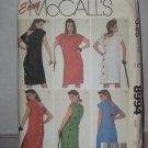 McCalls Sewing Pattern 8994 Misses 12 Pullover Dress  No. 178