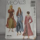 McCalls Sewing Pattern 6740 Misses Dress Slip Size C 10-12-14 No. 178