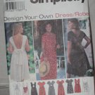 Simplicity Sewing Pattern 9494 Size P 12,14,16 Design your Own Dress/Robe  No. 178