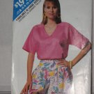 Butterick Sewing Pattern 6403 Top Culottes size A 6-14 No. 178